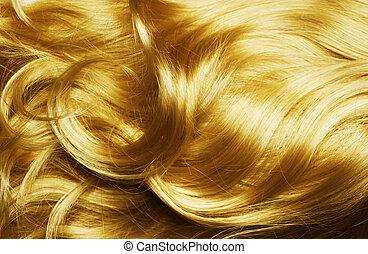 sain, cheveux