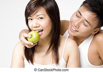 sain, couple, 3