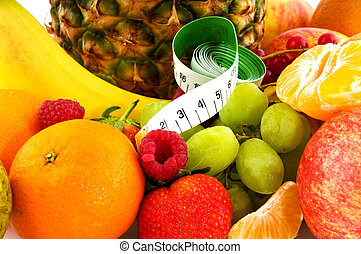 sain, fruit frais