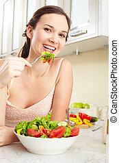 sain, nutrition