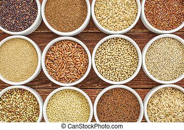 sain, résumé, gluten, gratuite, grains