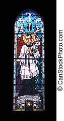 saint, aloysius, gonzaga