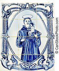 Saint Anthony, Saint of Portugal