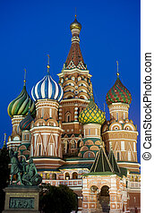 Saint Basil\'s cathedral