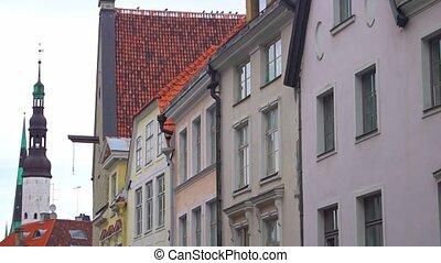 saint, estonia., tallinn, église, esprit
