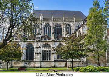 Saint Etienne Church, Beauvais, France