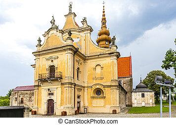 Saint Florian Church, Koprzywnica, Swietokrzyskie ...