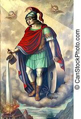 saint, florian