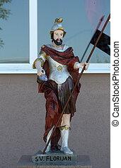 Saint Florian - St. Florian patron of firefighters