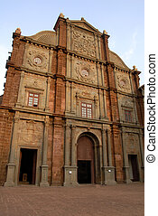 Saint Francis Church in Goa India - The Saint Francis Church...