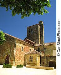 Saint Front Village, Church