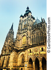 Prague city