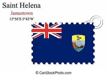 Saint Helena Stamp Design