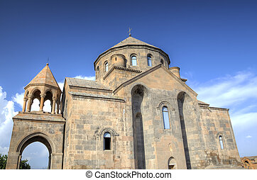 Saint Hripsime Church. Etchmiadzin (Vagharshapat), Armenia
