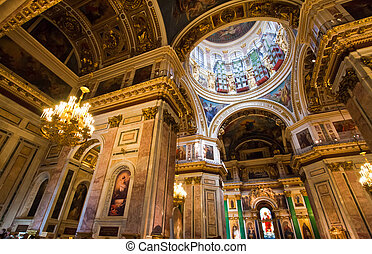 Saint Isaac Cath., St. Petersburg