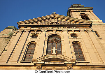 Saint John Cantius Church in the center of Chicago