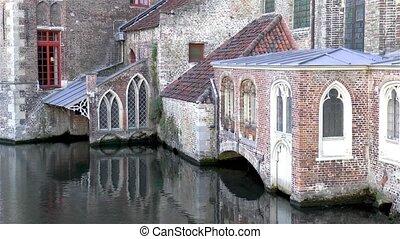 Saint John Hospital in Bruges.
