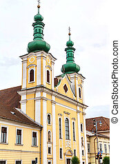 Saint john the baptist church