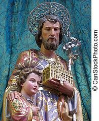 Saint Joseph The Patriarch