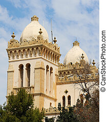 Saint Louis Cathedral in Carthage, Tunisia