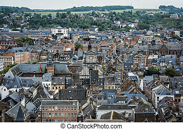 Saint Loupe church in Namur, Belgium - Saint Loupe church...