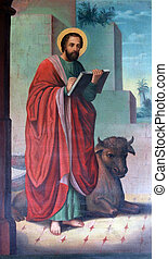 Saint Luke the Evangelist