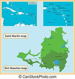 Saint Martin and Sint Maarten