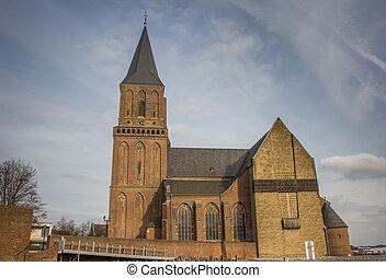 Saint Martins church in Emmerich am Rhein, Germany