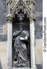 Saint Matthew the Evangelist at St Stephens Cathedral in...