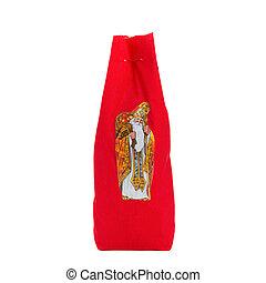 Saint Nicholas and Krampus concept