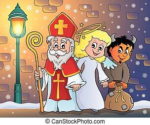 Saint Nicholas Day theme 5