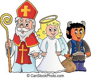 Saint Nicholas Day theme 7