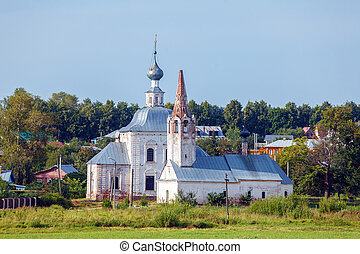 Saint Nicolas Church (1739), Suzdal