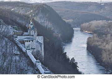 Saint Nicolas Church of Sviatohirsk Lavra