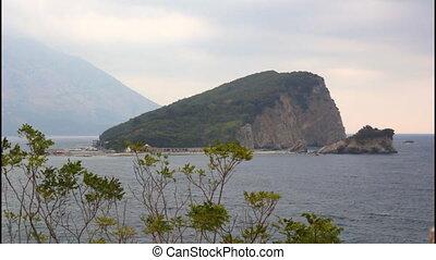 Saint Nicole Island, Montenegro