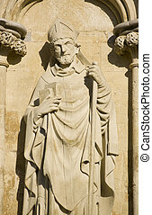 Saint Osmund Statue, Salisbury Cath