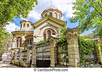 Saint Panteleimon church