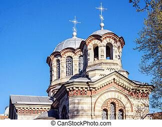 Saint Pantelimon Church