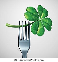 Saint Patrick Day Food