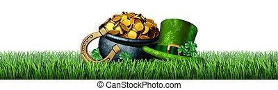 Saint Patrick day Holiday Element