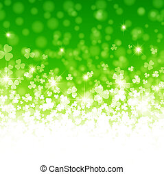 Saint Patrick Day - Abstract Saint Patrick Day Background...