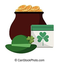 saint patricks cartoons