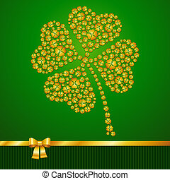 Saint Patrick's Day background.
