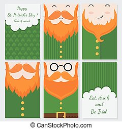 Saint Patrick's Day cards