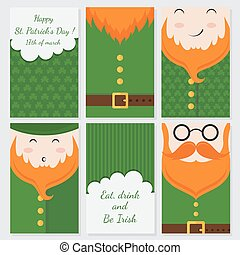 Saint Patrick's Day cards