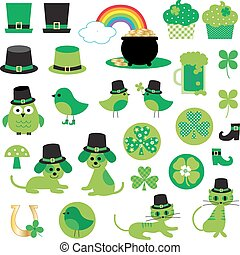Saint Patricks day clipart