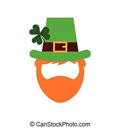 Saint Patrick's Day design