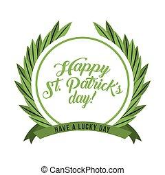 saint patrick's day design - saint patrick's day card....