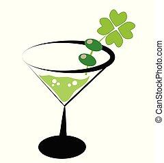 Saint Patricks Day Drink