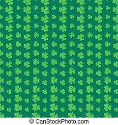 Saint Patrick%u2019s day pattern